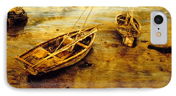 Lamu Dhows IPhone Case by Dennis Cox WorldViews