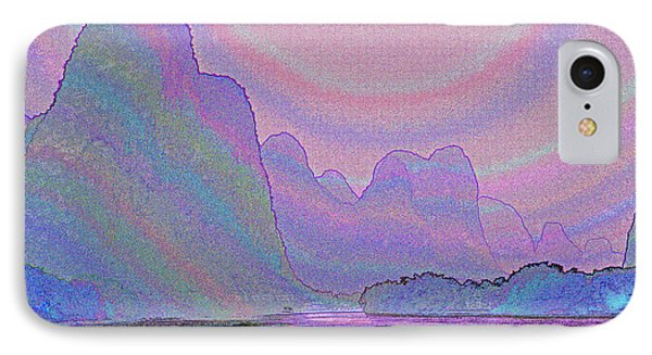 Land Of Dreams Phone Case by Rosemary Calvert