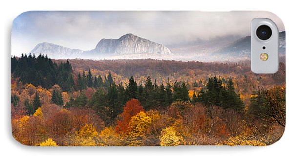 Land Of Illusion IPhone Case by Evgeni Dinev