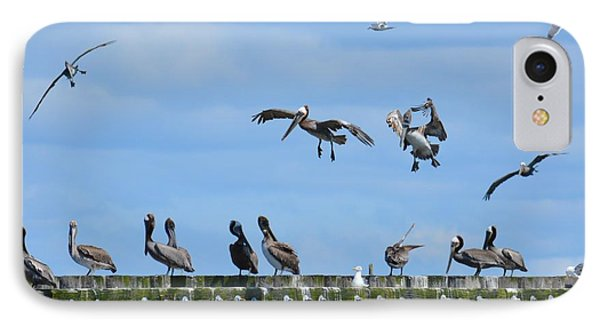 IPhone Case featuring the photograph Landing Gear Down by Gayle Swigart