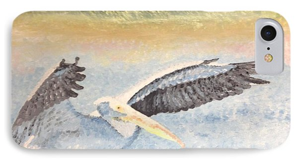Landing IPhone Case by Stan Tenney
