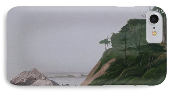 Land's End IPhone Case by Leonard Filgate