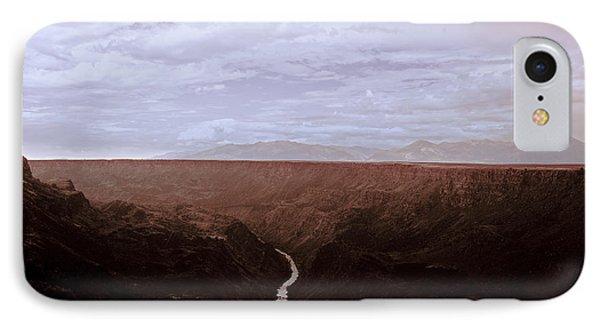 Landscape 17 A Taos Nm Phone Case by Otri Park