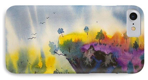 Landscape 8 IPhone Case by Sanjay Punekar
