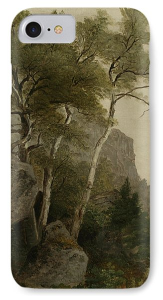 Landscape IPhone Case by Asher Brown Durand