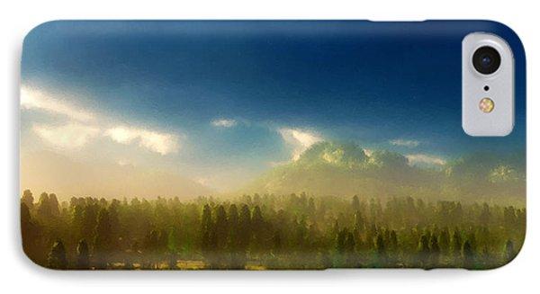 Landscape Dreams... IPhone Case