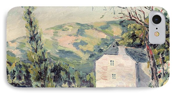 Landscape In Provence Phone Case by French School