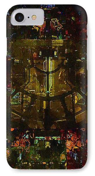 Landscape Of Hell Phone Case by RC deWinter