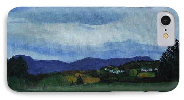 Landscape Of Sola Norway IPhone Case