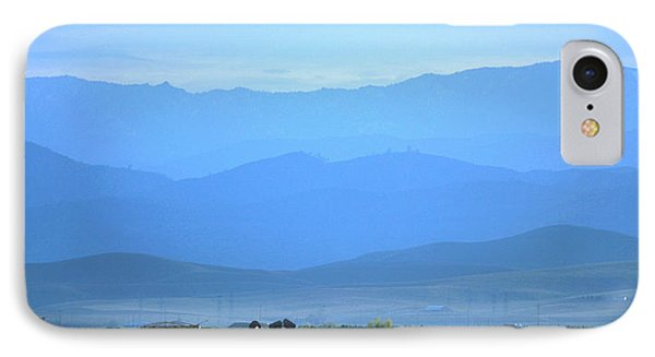 IPhone Case featuring the photograph landscape of North CA by Rima Biswas