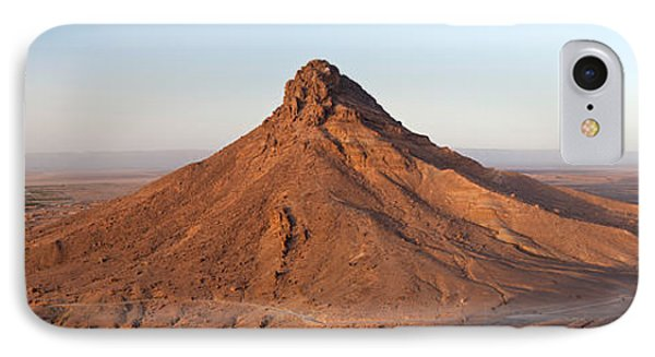 Landscape, Zagora, Morocco IPhone Case by Panoramic Images