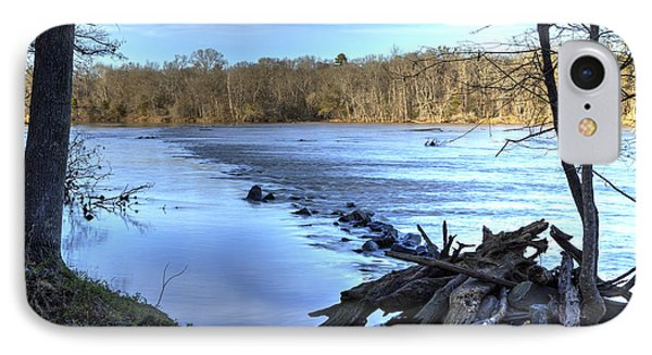 Landsford Canal-1 IPhone Case by Charles Hite