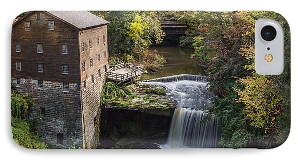 Lantermans Mill IPhone Case by Dale Kincaid