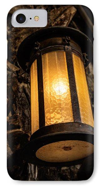 Lantern Glow IPhone Case by Carl Clay