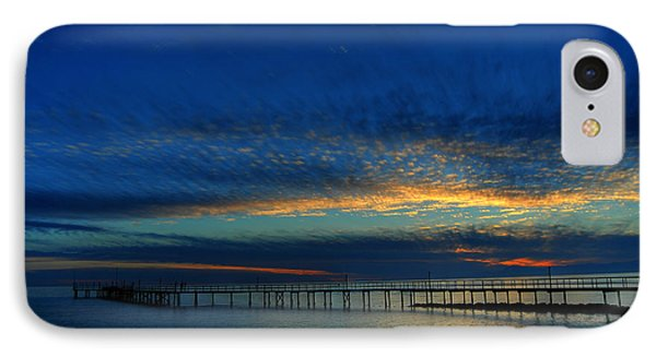 Lapis Sky IPhone Case by Erhan OZBIYIK