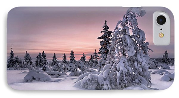 Lappland - Winterwonderland IPhone Case