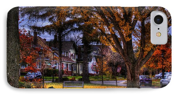 IPhone Case featuring the photograph Larchmont-radcliffe Park by Don Nieman