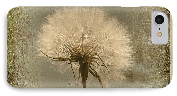 Large Dandelion IPhone Case by Linda Olsen
