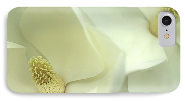 IPhone Case featuring the photograph Large White Magnolias by Suzanne Powers
