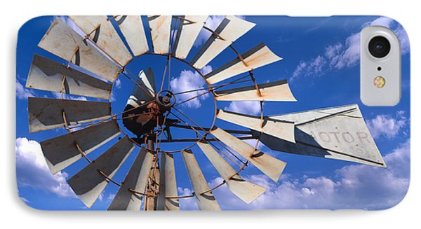 Large Windmill IPhone Case