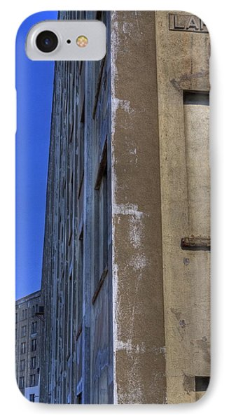 IPhone Case featuring the photograph Larkin Corner by Don Nieman