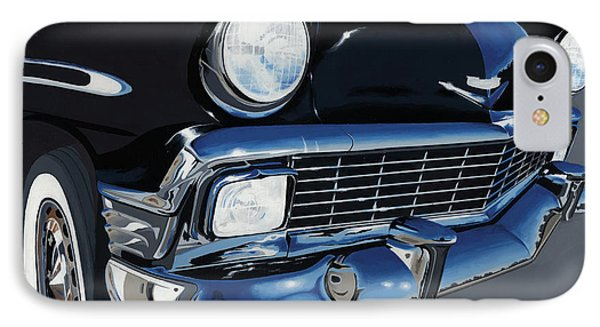 Larry's '56 Bel Aire IPhone Case