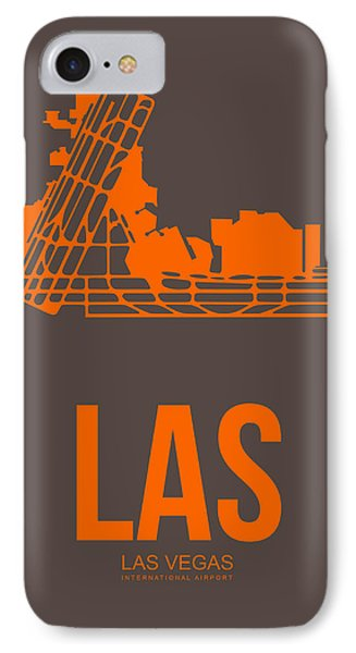 Las Las Vegas Airport Poster 1 IPhone Case