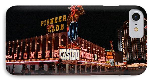 Las Vegas 1983 Phone Case by Frank Romeo