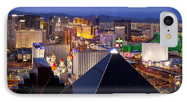 Las Vegas Skyline IPhone Case