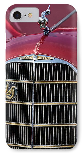 Gm Lasalle 1936 Classic Coupe IPhone Case by Susan Candelario