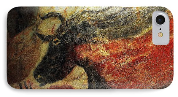 IPhone Case featuring the photograph Lascaux II Number 2 - Horizontal by Jacqueline M Lewis