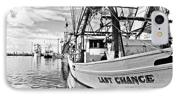 Last Chance Phone Case by Scott Pellegrin