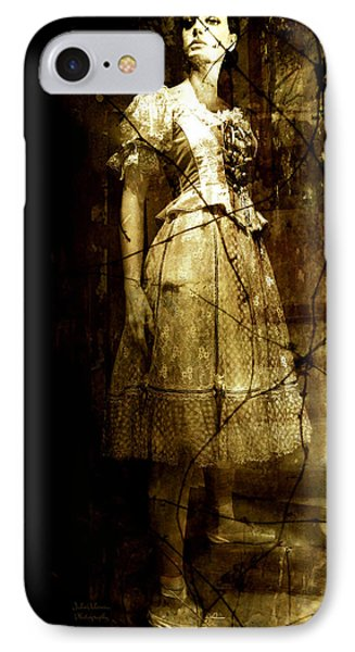 Last Dance IPhone Case by Julie Palencia