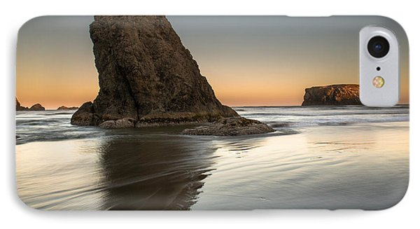 Last Day At Bandon IPhone Case by Tim Bryan