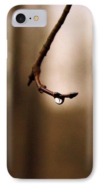 Last Drop Phone Case by Photographic Arts And Design Studio