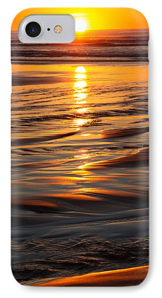 Last Hug Point Sunset 2014 IPhone Case by Steven A Bash