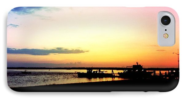 IPhone Case featuring the photograph Last Light by Denyse Duhaime
