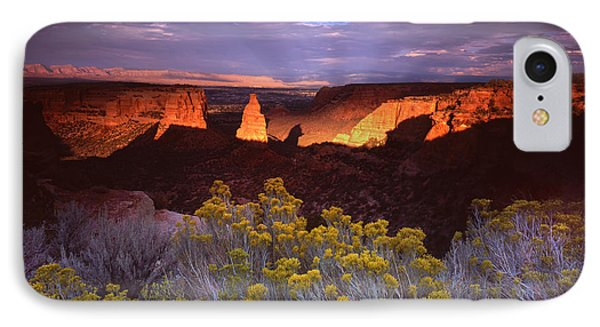 Last Light IPhone Case by Ray Mathis