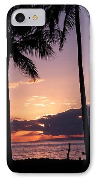 Last Of The Sun On Maui IPhone Case
