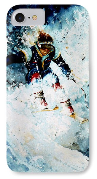 Last Run IPhone Case by Hanne Lore Koehler
