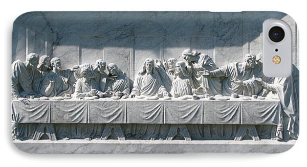 IPhone Case featuring the photograph Last Supper by Greg Patzer