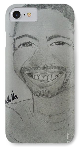 Late Actor Paul Walker IPhone Case