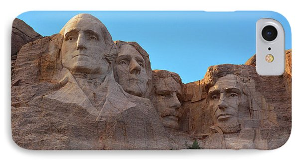 Late Afternoon, Mount Rushmore National IPhone 7 Case