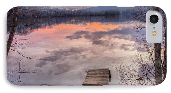 Late Fall Early Winter IPhone Case by Bill Wakeley