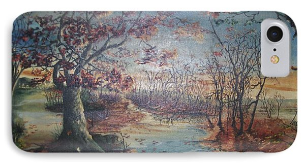 Late Fall IPhone Case by Peter Suhocke