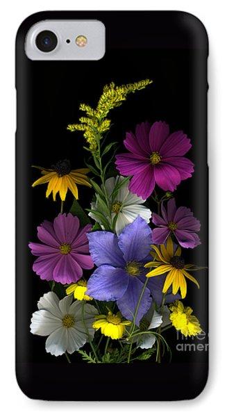 Late Summer Arrangement II IPhone Case by Dale Hoopingarner