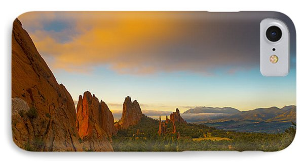 Late Summer Beauty IPhone Case by Tim Reaves