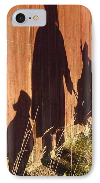 Late Summer Walk IPhone Case by Martin Howard