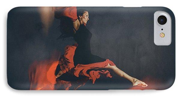 Latin Dancer IPhone Case