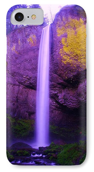 Latourall Falls Phone Case by Jeff Swan